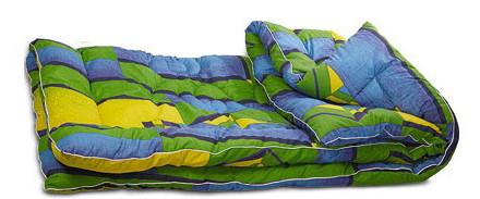 Купить Одеяло зимнее Стандарт (полиэфирное волокно, микрофайбер)