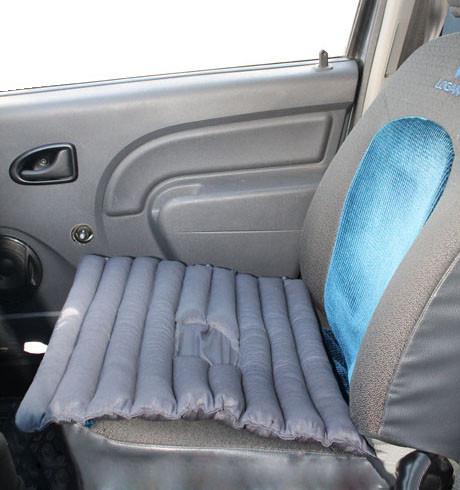 Купить Подушка на водительское кресло с чехлом Дорога