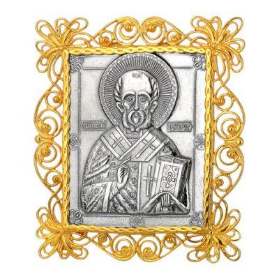 Купить Икона Николай Чудотворец 930460ц