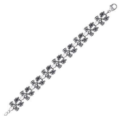 Купить Браслет серебряный 730178