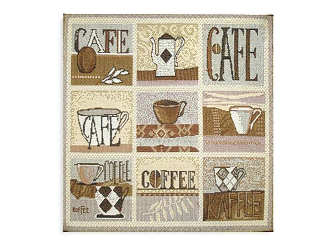 Купить Салфетка гобеленовая Кафе