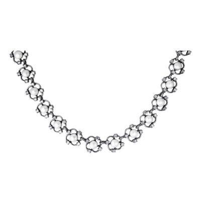 Купить Колье серебряное 433080-40