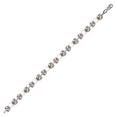 Купить Браслет серебряный 733185