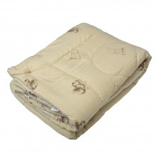 Одеяло 4 сезона (верблюжья шерсть, микрофибра)