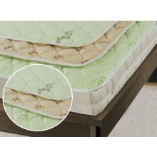 Купить Наматрацник на резинке Бамбуковое волокно (тик)