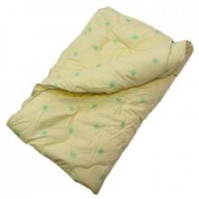 Купить Одеяло зимнее Спираль (эвкалипт, тик)