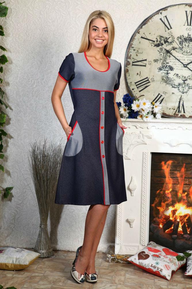 Платье женское ТайзнаПлатья<br>Размер: 46<br><br>Принадлежность: Женская одежда<br>Основной материал: Трикотаж<br>Страна - производитель ткани: Россия, г. Иваново<br>Вид товара: Одежда<br>Материал: Трикотаж<br>Длина рукава: Без рукава<br>Длина: 19<br>Ширина: 15<br>Высота: 4<br>Размер RU: 46