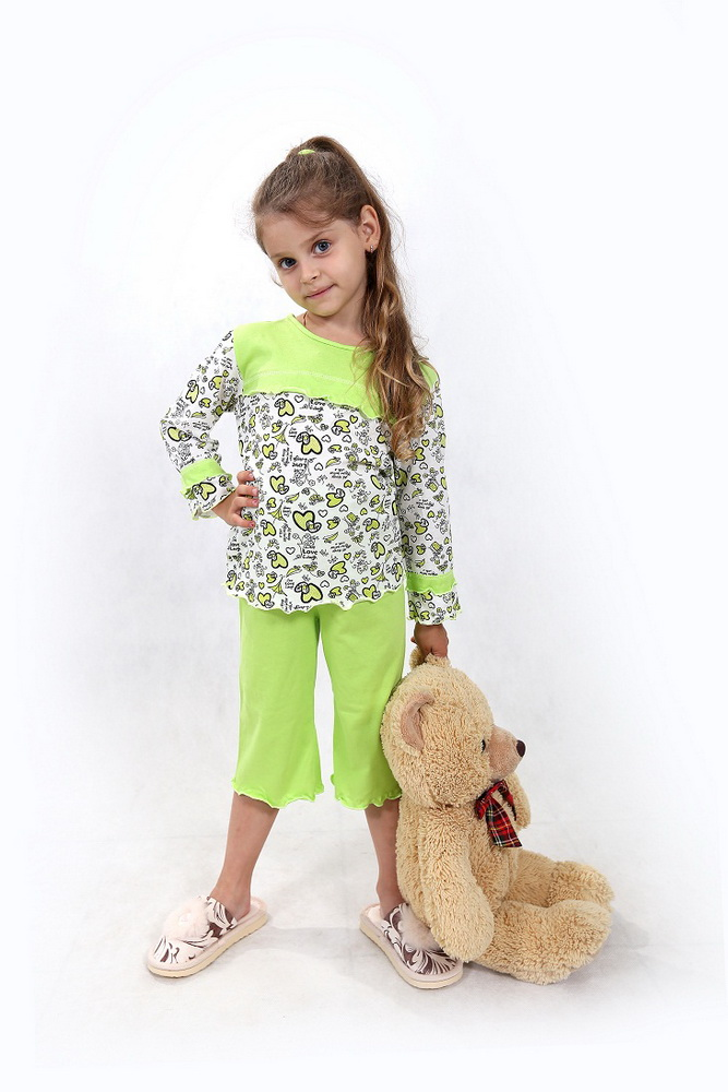 """Пижама детская """"Полинка"""""""