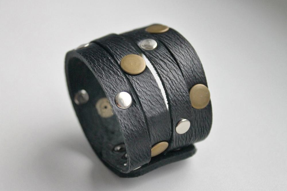 Браслет кожаный РеинКожаные браслеты<br>Размер: 20<br><br>Высота: 2<br>Размер RU: 20