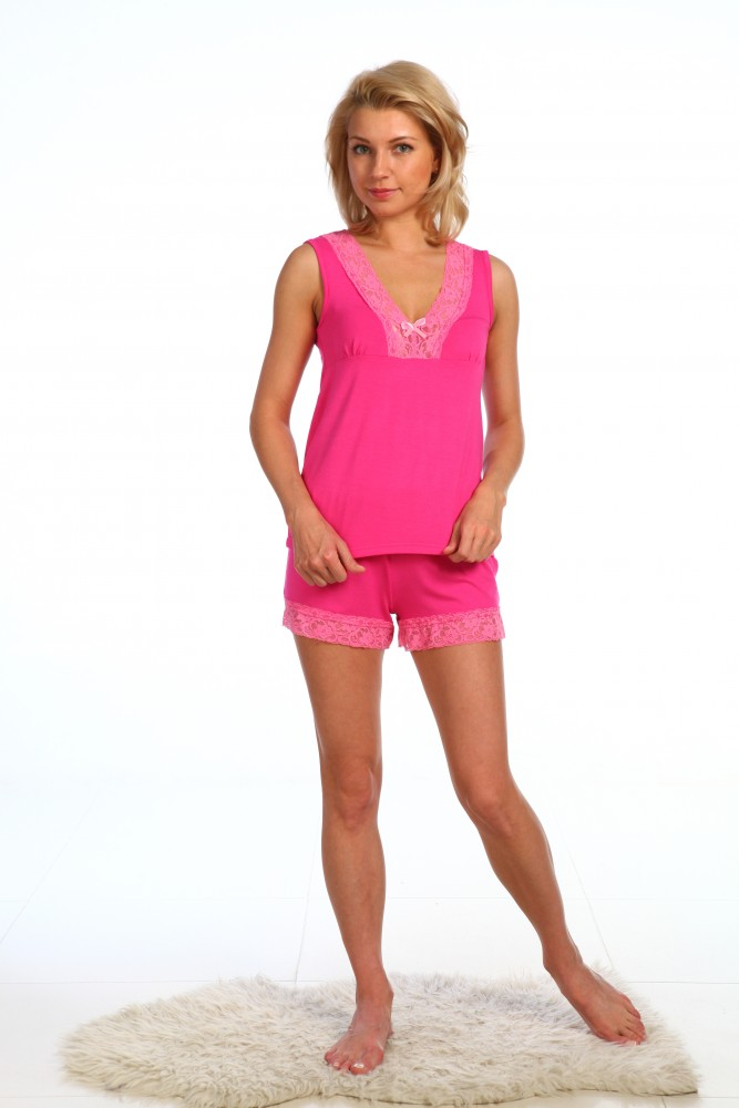 Пижама женская ЗенияПижамы<br>Размер: 46<br><br>Высота: 6<br>Размер RU: 46