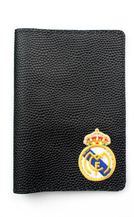 """Обложка на паспорт """"ФК Реал Мадрид"""" от Grandstock"""