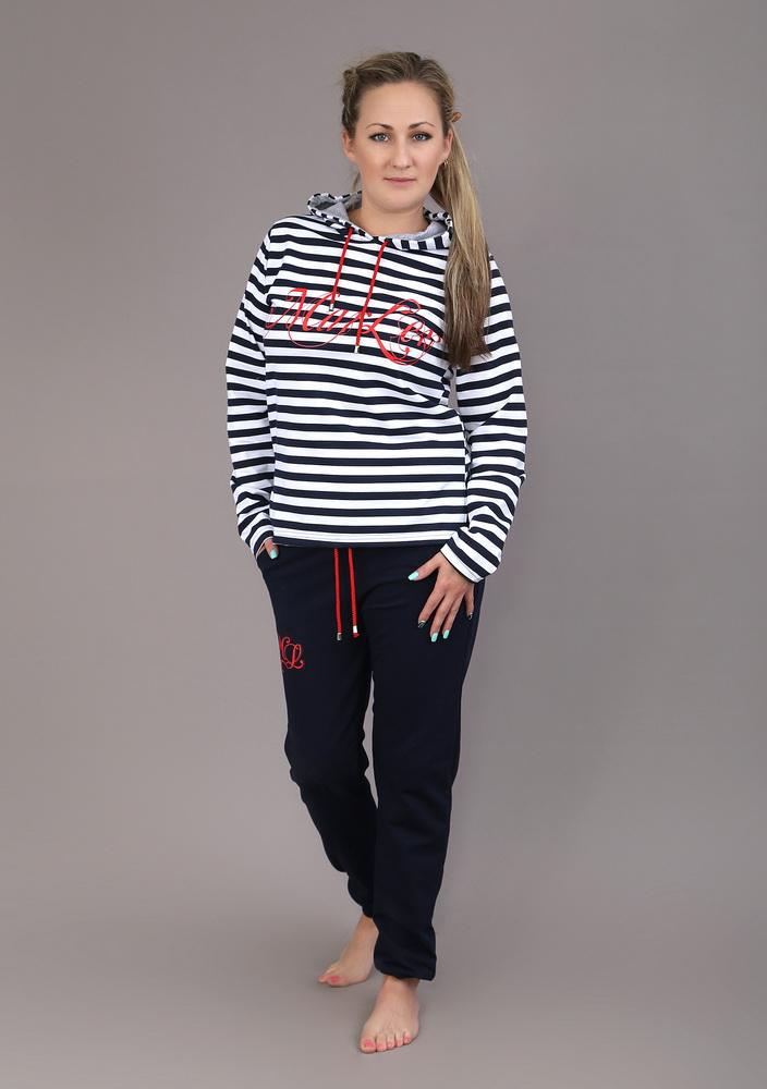 Костюм женский КертияСпортивные костюмы<br>Размер: 46<br><br>Высота: 11<br>Размер RU: 46