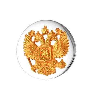 "Значок серебряный ""930642ж"""