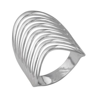 Кольцо бижутерия 240547сБижутерия<br>Артикул  240547с<br>Покрытие  серебрение<br>Размерный ряд  17,0; 17,5; 18,0; 18,5; 19,0; 19,5;  Размер: 18<br><br>Принадлежность: Драгоценности<br>Основной материал: Бижутерный сплав<br>Страна - производитель ткани: Россия, г. Приволжск<br>Вид товара: Бижутерия<br>Материал: Бижутерный сплав<br>Покрытие: Серебрение<br>Вставка: Без вставки<br>Габариты, мм (Длина*Ширина*Высота): 24*21*21<br>Длина: 5<br>Ширина: 5<br>Высота: 3<br>Размер RU: 18