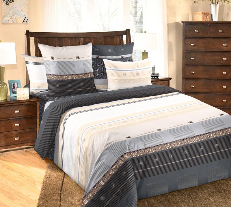 Постельное белье Мишель черный (перкаль) 2 спальный с Евро простынёйПеркаль<br>Размер: 2 спальный с Евро простынёй<br><br>Принадлежность: Для дома<br>Плотность КПБ: 115 гр/кв.м<br>Категория КПБ: Геометрия и абстракция<br>По назначению: Повседневные<br>Рисунок наволочек: Расположение элементов расцветки может не совпадать с рисунком на картинке<br>Основной материал: Перкаль<br>Вид товара: КПБ<br>Материал: Перкаль<br>Плотность: 115 г/кв. м.<br>Состав: 100% хлопок<br>Комплектация КПБ: Пододеяльник, простыня, наволочка<br>Длина: 37<br>Ширина: 28<br>Высота: 9<br>Размер RU: 2 спальный с Евро простынёй