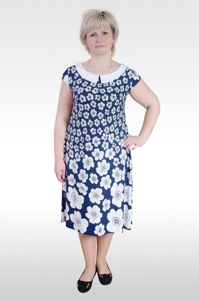 Платье женское ФаинаПлатья<br>Размер: 54<br><br>Высота: 7<br>Размер RU: 54