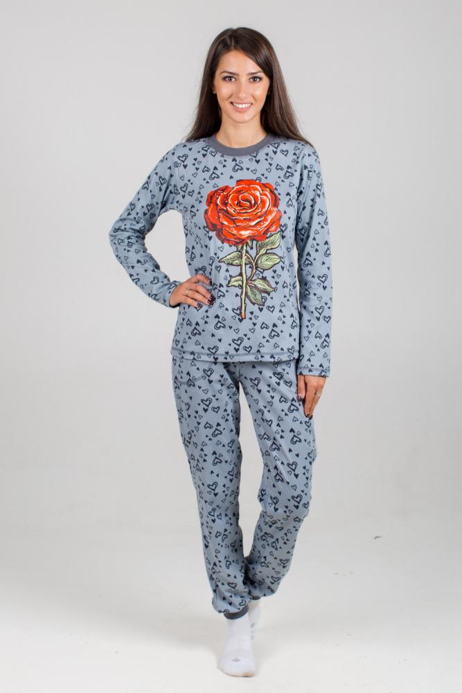 Костюм женский РозочкаЗимние костюмы<br>Размер: 52<br><br>Высота: 11<br>Размер RU: 52
