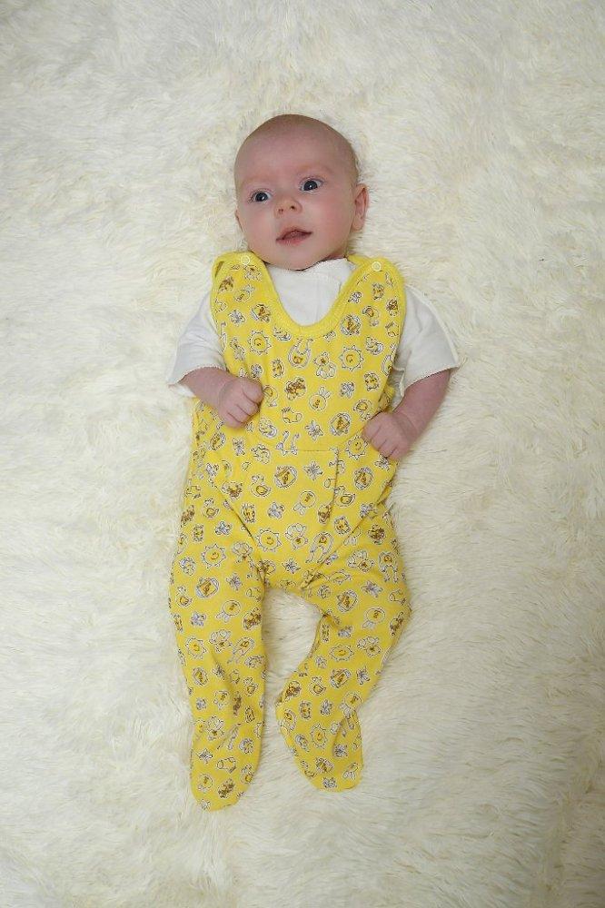 Ползунки Кнопки (футор)Ползунки и штанишки<br>Определиться с расцветкой Вы можете здесь<br>Ползунки выполненные по типу комбенизона. На животе имеются небольшие защипы для придания более комфортной формы. Размер: 26<br><br>Принадлежность: Детская одежда<br>Возраст: Младенец (0-12 месяцев)<br>Пол: Унисекс<br>Основной материал: Футер<br>Страна - производитель ткани: Россия, г. Иваново<br>Вид товара: Детская одежда<br>Материал: Футер<br>Длина: 18<br>Ширина: 12<br>Высота: 2<br>Размер RU: 26