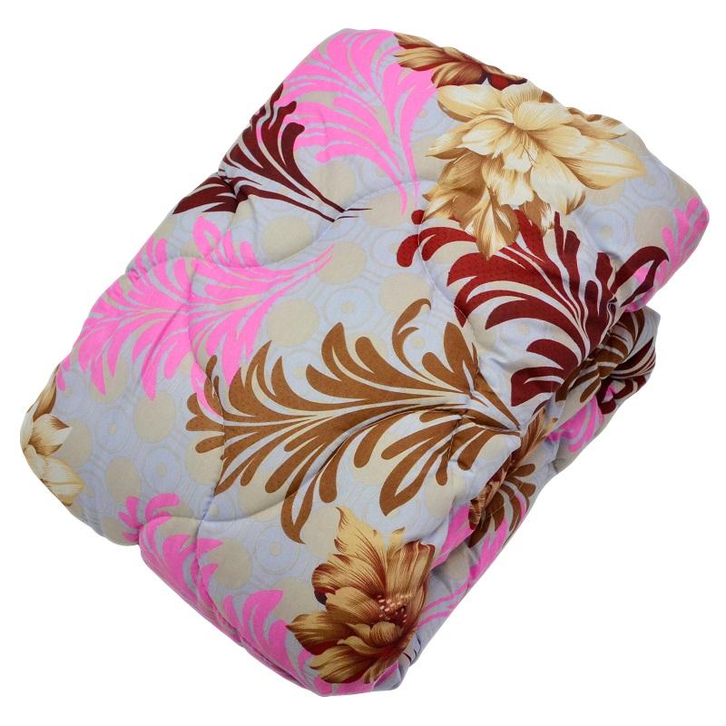 """Одеяло зимнее """"Сфера"""" (файберсофт, полиэстер) 1,5 спальный (140*205) от Grandstock"""
