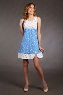 Ночная сорочка АраСорочки и ночные рубашки<br>Размер: 48<br><br>Принадлежность: Женская одежда<br>Основной материал: Кулирка<br>Вид товара: Одежда<br>Материал: Кулирка<br>Состав: 100% хлопок<br>Длина: 18<br>Ширина: 12<br>Высота: 7<br>Размер RU: 48
