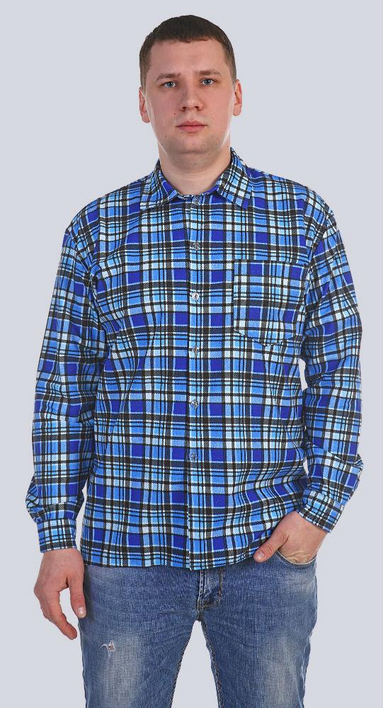 Рубашка мужская ДеняРубашки<br>Размер: 46<br><br>Принадлежность: Мужская одежда<br>Основной материал: Фланель<br>Страна - производитель ткани: Россия, г. Иваново<br>Вид товара: Одежда<br>Материал: Фланель<br>Состав: 100% хлопок<br>Длина: 18<br>Ширина: 12<br>Высота: 7<br>Размер RU: 46
