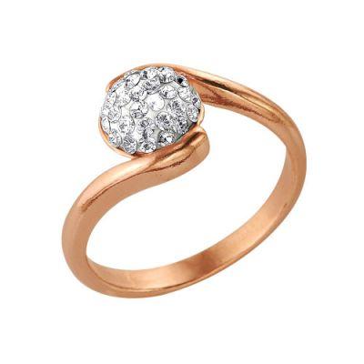 Кольцо серебряное 2366151Серебряные кольца<br>Девушки, предпочитающиеся бижутерии изящные ювелирные изделия, всегда будут выглядеть элегантно.  Данное женское кольцо выполнено из натурального серебра (925 проба), а в качестве покрытия использовано золото. Изделие имеет качественное выполнение, поэтому очень красиво смотрится на женской руке, а особое очарование кольцу придает вставка из чешского стекла с красивым и ярким блеском.   Женское кольцо из серебра будет идеально в повседневной носке и лишь дополнит ваши образы, а не испортит их, выделяясь ярким пятном на общем фоне. Кроме того, каждая девушка сможет найти в каталоге кольцо своего размера<br>№ 12044<br> Артикул: 2366151<br> Вес: 4,09<br> Вставка: Чешское стекло<br> Покрытие: Золочение<br> Размерный ряд: 16,5-19,5 Размер: 17.0<br><br>Высота: 3<br>Размер RU: 17.0