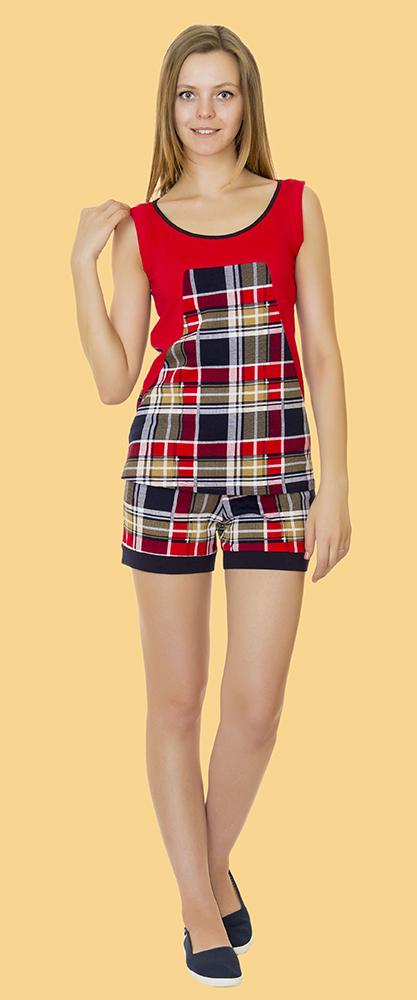 Костюм женский ИветЛетние костюмы<br>Размер: 44<br><br>Высота: 6<br>Размер RU: 44