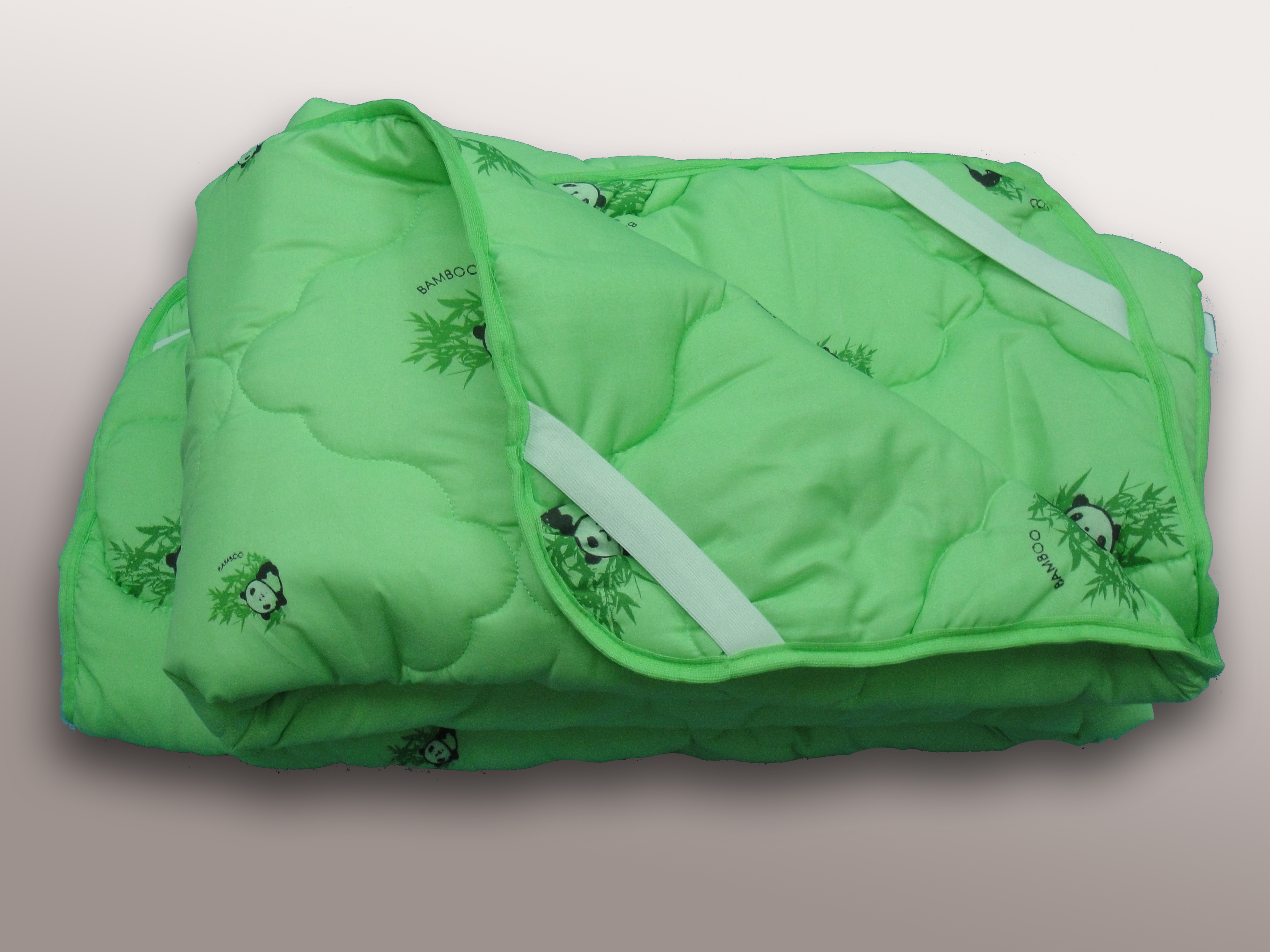"Наматрацник на резинке ""Бамбуковое волокно"" (полиэстер) (160х200 см)"