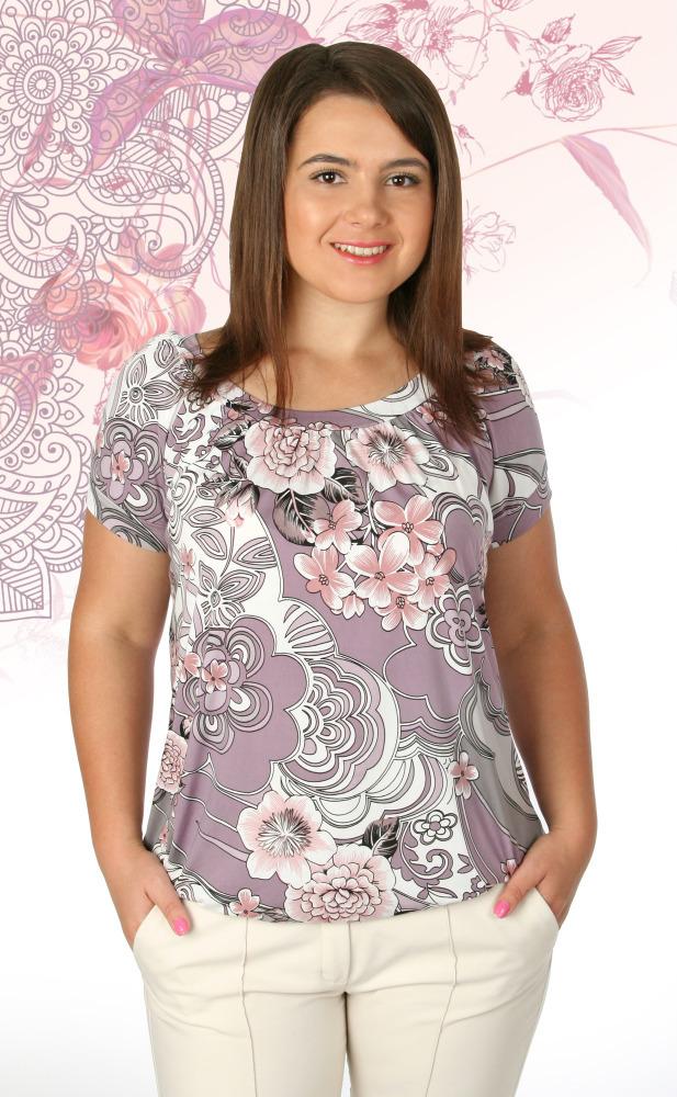 Блузка женская ШармБлузки<br>Размер: 50<br><br>Высота: 7<br>Размер RU: 50