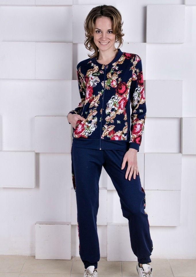 Костюм женский ДеттаЗимние костюмы<br>Костюм состоит из толстовки на молнии, с внутренними карманами и брюк на поясе с резинкой и манжетами внизу. Толстовка выполнена из интерлока, а брюки из футера с лайкрой. Размер: 54<br><br>Принадлежность: Женская одежда<br>Комплектация: Брюки, толстовка<br>Основной материал: Футер<br>Страна - производитель ткани: Россия, г. Иваново<br>Вид товара: Одежда<br>Материал: Футер<br>Сезон: Весна - осень<br>Длина: 30<br>Ширина: 20<br>Высота: 11<br>Размер RU: 54