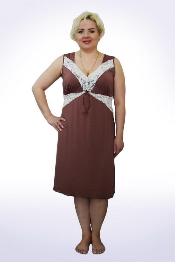 Ночная сорочка БэллаСорочки и ночные рубашки<br>Ночная сорочка выполнена из вискозы. Украшена широким очень мягким эластичным кружевом. На груди бантик. Размер: 58<br><br>Принадлежность: Женская одежда<br>Основной материал: Вискоза<br>Вид товара: Одежда<br>Материал: Вискоза<br>Состав: 100% вискоза<br>Длина: 18<br>Ширина: 12<br>Высота: 7<br>Размер RU: 58