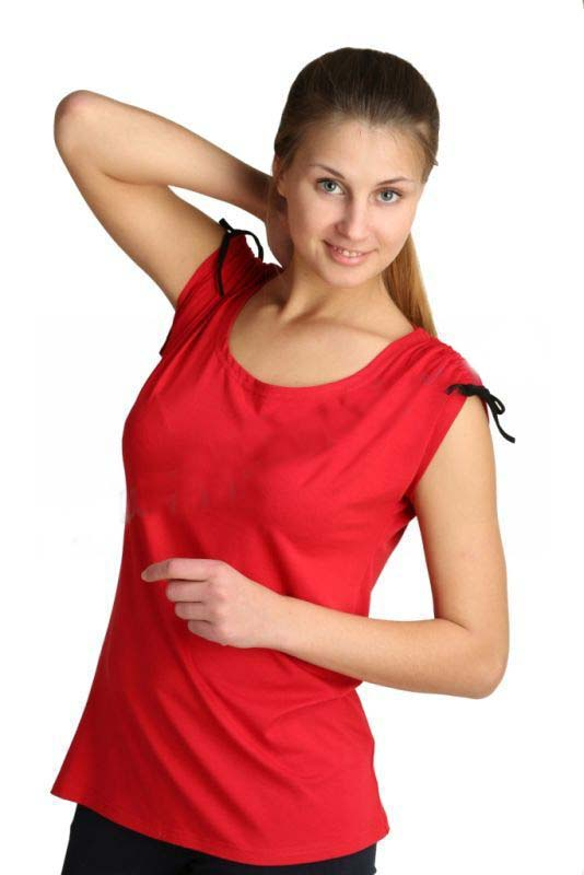 Блузка женская НикольБлузки<br>Расцветки: малина, бирюза, фиолет, красный, зеленый Размер: 44<br><br>Принадлежность: Женская одежда<br>Основной материал: Вискоза<br>Вид товара: Одежда<br>Материал: Вискоза<br>Длина изделия: 63 см<br>Состав: 100% вискоза<br>Длина: 18<br>Ширина: 12<br>Высота: 7<br>Размер RU: 44
