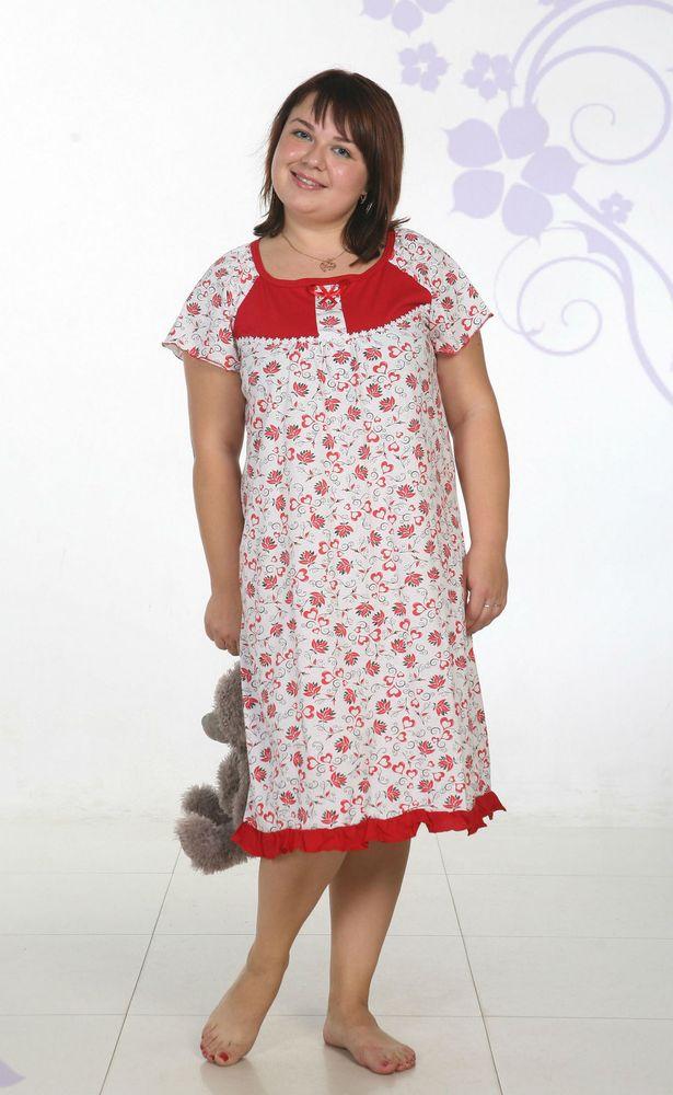 Ночная сорочка СамантаСорочки и ночные рубашки<br>Вопрос о выборе ночной сорочки равносилен вопросу о выборе платья. Ведь, по сути, ночная сорочка это и есть то самое платье, которое должно быть выполнено из качественного материала, и оно обязано хорошо сидеть по фигуре и быть удобным.<br>И все выше перечисленное можно как раз - таки сказать о хлопковой ночной сорочке Саманта, свободного покроя. Рукав сорочки-реглан, обработанный краёвкой. Имеется однотонная кокетка со вставкой в цвет ткани. По нижней части кокетки проходит кружево. Горловина изделия обработана кантом в цвет кокетки. Так же производители не обошли стороной качество ночной сорочки, которое так же находится на высшем уровне, ведь выполнено изделие из натуральной ткани, кулирки.<br>И, наконец, без вашего внимания не останется и очень привлекательная цена женской ночной сорочки Роза! Размер: 62<br><br>Принадлежность: Женская одежда<br>Основной материал: Кулирка<br>Страна - производитель ткани: Россия, г. Иваново<br>Вид товара: Одежда<br>Материал: Кулирка<br>Сезон: Лето<br>Состав: 100% хлопок<br>Длина рукава: Короткий<br>Длина: 18<br>Ширина: 12<br>Высота: 7<br>Размер RU: 62