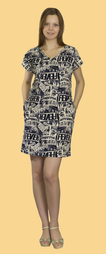 Туника женская ХетафеТуники<br>Размер: 44<br><br>Принадлежность: Женская одежда<br>Основной материал: Кулирка<br>Вид товара: Одежда<br>Материал: Кулирка<br>Длина: 18<br>Ширина: 12<br>Высота: 7<br>Размер RU: 44