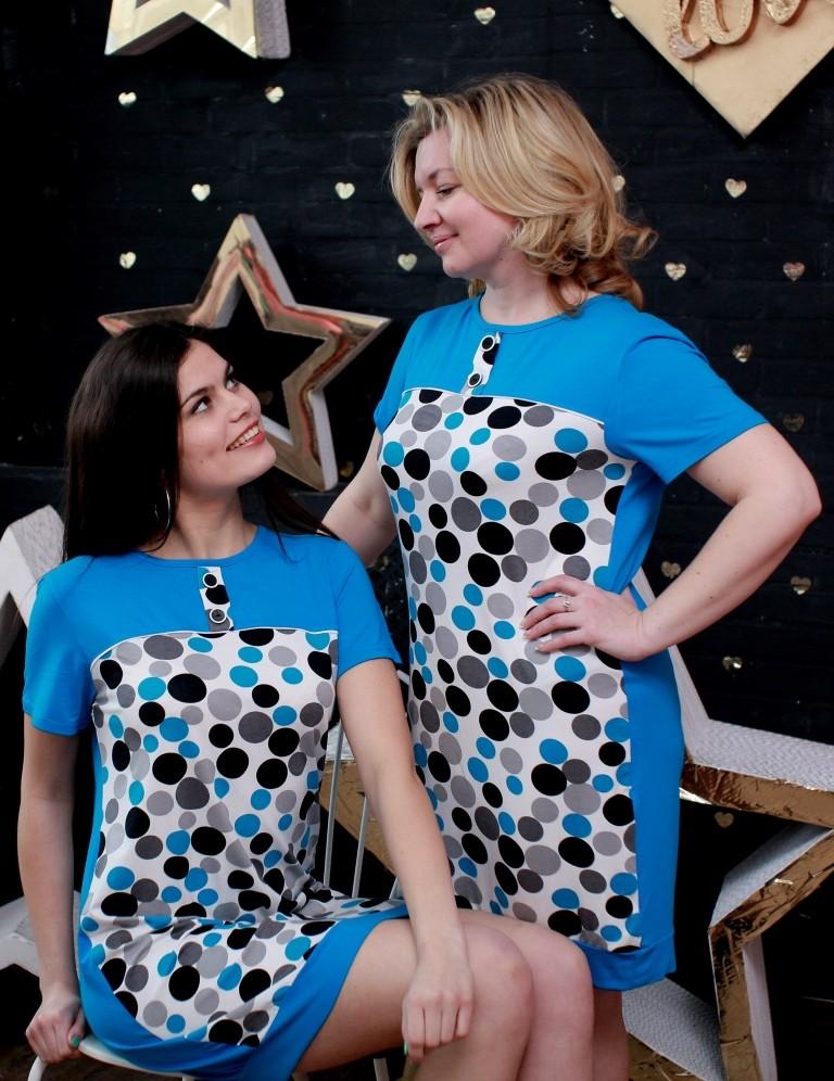 Платье женское ДаминаПлатья<br>Размер: 50<br><br>Высота: 7<br>Размер RU: 50