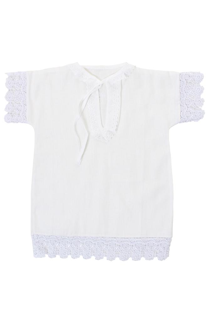 Рубашка крестильная Одуванчик (бязь)