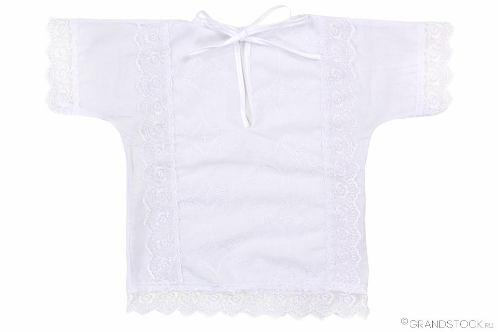 Рубашечка с кружевом ситцевая Зайчик 18Распашонки и кофточки<br>Определиться с расцветкой Вы можете здесь<br>Ситцевая детская одежда - это всегда яркиq и милыq дизайн, бесподобные рисунки, легкость и удобство при носке. Если вы еще не приобрели ничего ситцевого для своего малыша, то взгляните на детскую рубашечку Зайчик.<br>Она предназначена для новорожденных малышей от одного дня до года. Данная рубашечка имеет тонкую и легкую текстуру, которая подарит малышу комфорт во время теплых летних прогулок. И она украшена не только яркой расцветкой, но и кружевом, что придает модели еще больше очарования.<br>А приобрести детскую рубашечку Зайчик вы можете прямо на сайте, в режиме онлайн и с доставкой на дом! Размер: 18<br><br>Принадлежность: Детская одежда<br>Возраст: Младенец (0-12 месяцев)<br>Пол: Унисекс<br>Основной материал: Ситец<br>Страна - производитель ткани: Россия, г. Иваново<br>Вид товара: Детская одежда<br>Материал: Ситец<br>Длина: 18<br>Ширина: 12<br>Высота: 2<br>Размер RU: 18