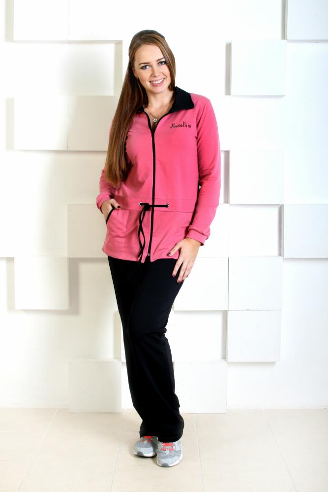 Костюм женский СайлаЗимние костюмы<br>Толстовка выполнена на молнии, с воротником-стойкой, с накладными карманами. На полочке толстовки выполнен втачной пояс – кулиска, на котором установлены люверсы и продет декоративный шнур. Брюки на резинке с удобной посадкой.  Размер: 58<br><br>Принадлежность: Женская одежда<br>Комплектация: Брюки, толстовка<br>Основной материал: Футер<br>Страна - производитель ткани: Россия, г. Иваново<br>Вид товара: Одежда<br>Материал: Футер с лайкрой<br>Сезон: Весна - осень<br>Состав: 75% хлопок , 20% полиэстер, 5% лайкра<br>Длина: 30<br>Ширина: 20<br>Высота: 11<br>Размер RU: 58