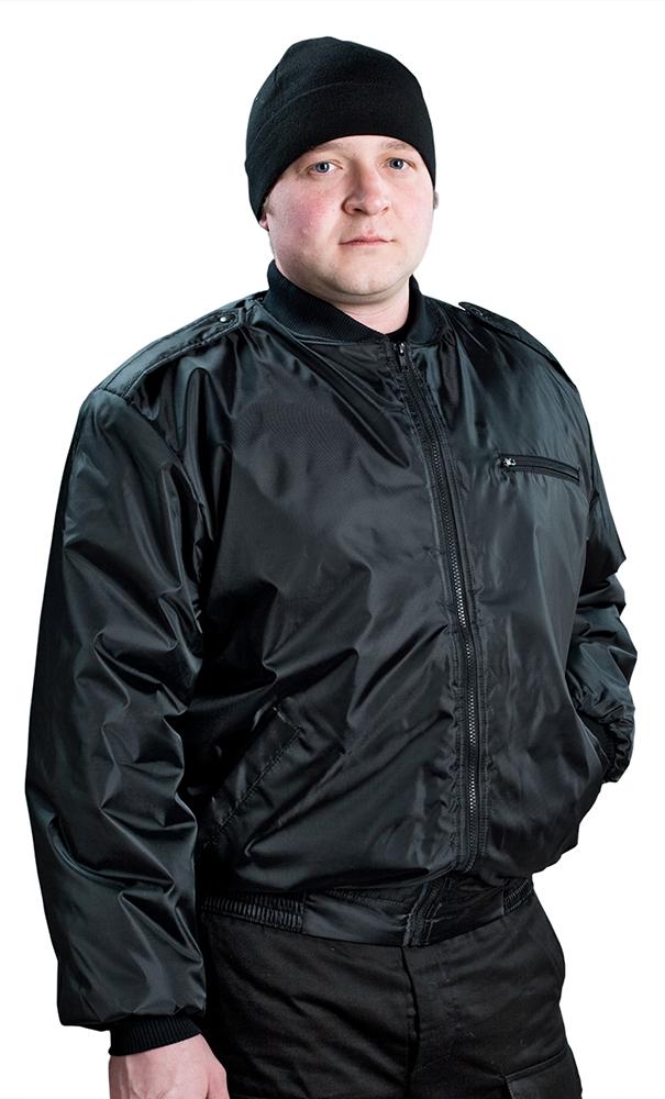 Ветровка Пилот (черная) ОксфордДля прочих профессий<br>Размер: 56-58<br><br>Высота: 8<br>Размер RU: 56-58
