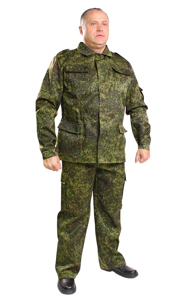 Костюм военно-полевой Грета (цифра)Для прочих профессий<br>Костюм военно-полевой Цифра состоит из куртки и брюк. Куртка с центральной потайной застежкой на петли и пуговицы, по линии талии стянута эластичной тесьмой, с четырьмя объемными накладными карманами с клапанами, рукав втачной на манжете с накладными карманами. Брюки на притачном поясе с широкими шлевками и застежкой на петли и пуговицы, двумя карманами с отрезным бочком, по боковым швам в зоне бедра расположен накладной объёмный карман с клапаном.  Размер: 56-58<br><br>Принадлежность: Мужская одежда<br>Основной материал: Грета<br>Страна - производитель ткани: Россия, г. Иваново<br>Вид товара: Одежда<br>Материал: Грета<br>Тип застежки: Пуговицы<br>Состав: 80% полиэстер, 20% хлопок<br>Длина рукава: Длинный<br>Длина: 27<br>Ширина: 25<br>Высота: 8<br>Размер RU: 56-58