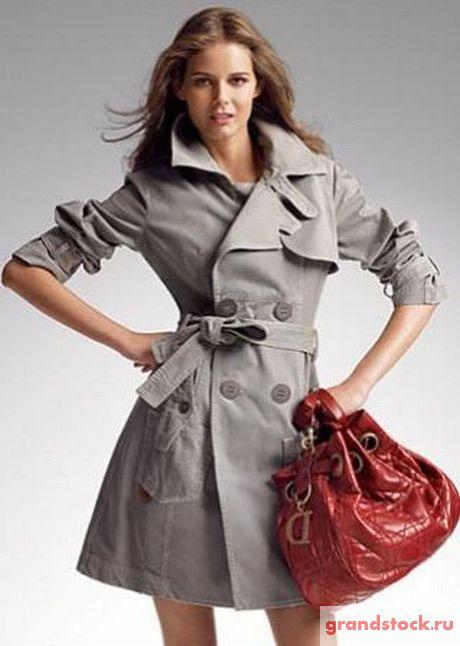 Осенняя верхняя одежда для женщин 3