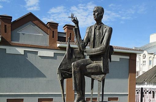 Памятники под заказ Мураши Эконом памятник Арка с резным профилем Котельнич