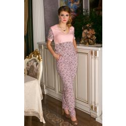 розовый с огурцами
